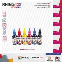 Rhino Art Paper Ink ( Tinta Art Paper )