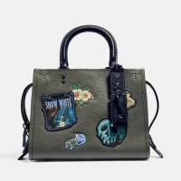 PO 15/2/19 - Coach X Disney Rogue 25 With Snow White Patches