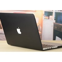 Casing Macbook Pro 13 Retina Display Black Matte Hitam Doff Hard Case