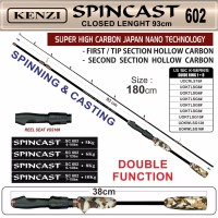 JORAN KENZI SPINCASH 5-12 LB