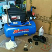 Kompresor angin listrik (2 HP) 2HP Lakoni imola 225