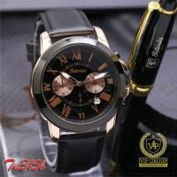 VIP043 Jam Tangan Pria Tetonis Tn315a - Tn315f Free Pulpen Original