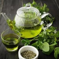 Fragfrance Green Tea Oil / Bibit Parfum GreenTea 1Liter