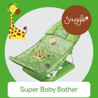 Baby Bather / Alat - Bak - Dudukan - Kursi - Tempat Mandi Bayi Crown