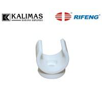 Plastic Socket (RIFENG) d. 1/2 - Klem Pipa Air Panas 1216