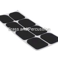 8 pcs Mouthpiece Cushion Rubber Pad Bantalan Mouthpiece Alto Saxophone