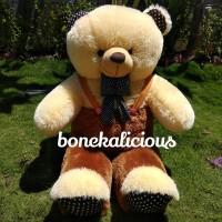 boneka beruang teddy bear jojon super jumbo besar 100cm 1m 1m