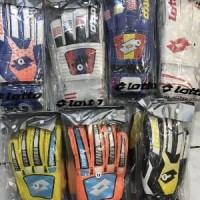 Sarung tangan kiper tulang kappa penalty tebal import Limited