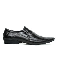 GINO MARIANI BARENT Exclusive Cow Leather FORMAL Men's Shoes Black