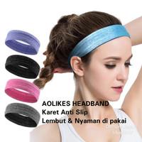 AOLIKES Headband Sport Yoga Running Gym Headbands Bandana ORIGINAL