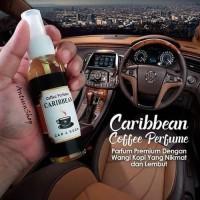[EXCLUSIVE] Perfume Coffee Caribbean | parfum mobil yang wanginya enak