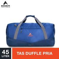 Eiger Fardel Duffle Bag 45L - Blue / Tas Duffle Pria