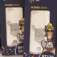 Powerbank Asian Games 10.000 mAH (hrg 1 pcs