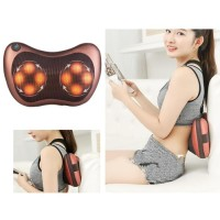 Alat Pijat - Shiatsu Leher - Bantal Pijit - CAR Massage Pillow - Paha