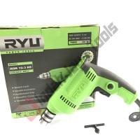 Mesin Bor Tangan 10 mm RYU RDR 10-3 - Hand Drill Tekiro Bor Besi Kayu