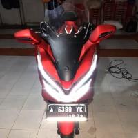 Paketan Modifikasi Honda PCX Lokal 2018 Hemat