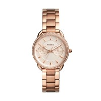 Fossil Tailor Multifunction Rose Gold-Tone Stainless Steel ES4264