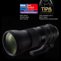 Lensa Tamron SP150-600mm G2 F/5-6.3 Di VC G2 for Canon, Nikon, Sony