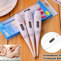Termometer Bayi / Digital Thermometer / Alat Ukur Suhu Badan - X454
