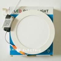 Lampu Downlight Panel LED 12W Inbow Bulat Putih White Round 12 watt