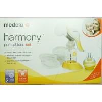 POMPA ASI MEDELA HARMONY / Breast Pump MEDELA Harmony &feed set