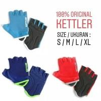 Sarung tangan fitnes & GYM KETTLER 0987 Original
