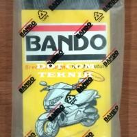 V BELT / SCOOTER BELT HONDA VARIO 125 FI + WEIGHT ROLLER BANDO