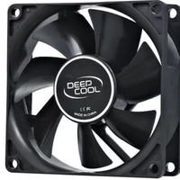 Terbaik Deepcool Xfan 80 Black With Hydro Bearing - Fan Case