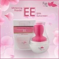 Paling Dicari Ee Whitening Powder Fair N Pink Original