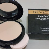 New Product Revlon 2In1 Colorstay 2 Way Foundation