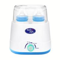 BabySafe LB 216 Twin Bottle Warmer