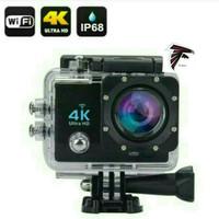 Action Cam 4K 16 Mp Wi-fi Camera Sport HD GO PRO