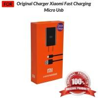 ORIGINAL 100% CHARGER XIAOMI FAST CHARGING