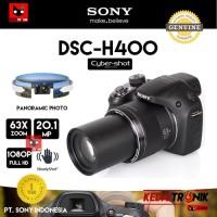 Camera Sony Cybershot DSC-H400 Kamera Pocket DSLR 63x Zoom Digital O