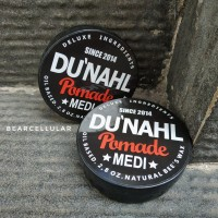DU'NAHL/DUNAHL POMADE TYPE MEDIUM OILBASED 3.5OZ FREE SISIR SAKU