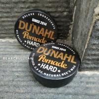 DU'NAHL/DUNAHL POMADE TYPE HARD OILBASED 3.5OZ FREE SISIR SAKU
