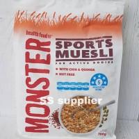 Monster Sport Muesli | Monster Muesli | Healthy Food | Made in AU