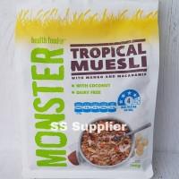 Monster Tropical Muesli | Premium Muesli | Monster Muesli | Made in AU