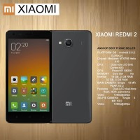 handphone smartphone Xiaomi Redmi 2 II ram (1GB/8GB) TERLARIS