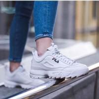 Sepatu Fila Distruptor 2 Sneakers Wanita running terbaru sports