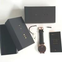 Jam Tangan Leather DW High Quality