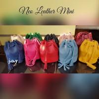 Tas Murah/Tas Wanita/Slingbag/Selempang/Slingbag Miniso Serut Leather