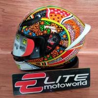 Helm AGV K1 Rossi Dreamtime