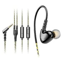 Knowledge Zenith Earphone dengan Mikrofon - QKZ-S6 Promo