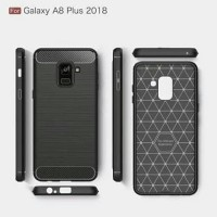 Samsung A8plus 2018 - DELKIN IPAKY Carbon Case