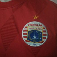Jersey kaos baju bola latihan persija retro
