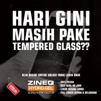 Hydro Gel Screen Protector Apple iPhone X Guard Bukan Tempered Glass