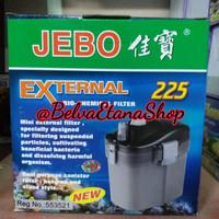Jebo External Filter Jebo 225 Jebo External Bio Chemical Filter