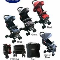 Stroller Pliko Compact 301- Kereta dorong bayi