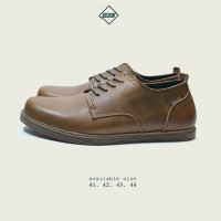 ETHAN BROWN DERBY SHOES